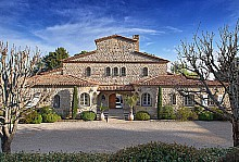 Stone House in Grasse