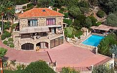 Luxury villa Theoule sur Mer with sea views
