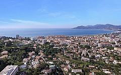 Villa for sale Cannes Croix des gardes with panoramic sea views