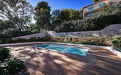 Property for sale Cap d'Antibes with heated pool