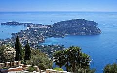 Villa rental near Monaco