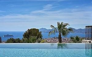 Luxury villa for rent in Cannes Californie