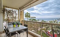 Apartment for rent Cannes, terrace
