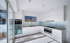 Prestige villa Cap d'Antibes, fully fitted kitchen