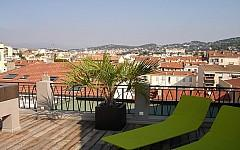 Top floor apartment Cannes