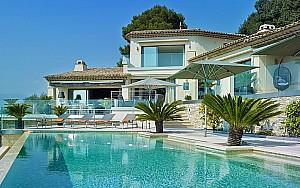 Luxury estate for sale Cannes Le Cannet, recently renovated