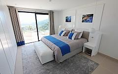 Villa for sale Cannes, bedroom
