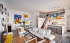 Rental apartment center Cannes
