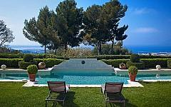 Villa rental Cannes Californie