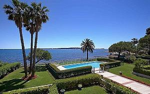 Apartment for rent Cannes with swimming pool