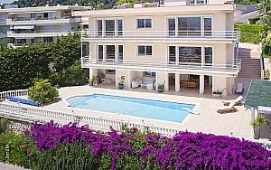 Villa for sale Cannes with swimming pool