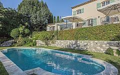 Villa to rent in Super Cannes