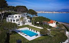 Villa for sale Cap d'Antibes, swimming pool