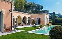 Villa rental Cannes with swimming pool