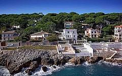 Waterfront property for sale Cap d'Antibes
