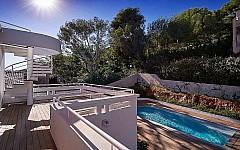 Property for sale Cap d'Antibes with private beach