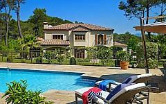 Villa for sale Mougins, swimming pool