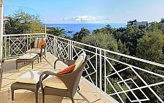 Luxury villa Cannes Californie