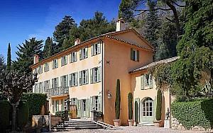18th Century Tuscan style Property Grasse