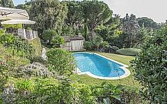 Bastide for rent Super Cannes with pool