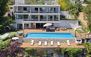 Modern villa to rent Super Cannes