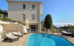 Art Deco house for sale Cannes