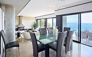 Villa rental  Super Cannes with Panoramic Seaview