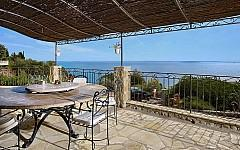 Stone villa Theoule sur Mer with terrace
