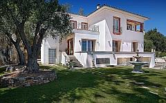 Seafront property for sale Cannes Eden
