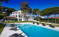 Contemporary property Cap d'Antibes