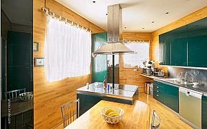 Villa for sale Cannes with spacious kitchen