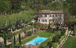 Buy old manor in Grasse