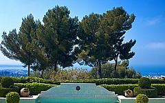 High end villa Cannes Californie with heated pool