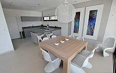 Luxury villa for sale Cannes, dining room