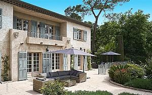 Villa for rent in Mougins with pool