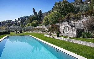 Mansion for sale Grasse, swimming pool