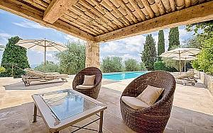House for sale Grasse with panoramic views