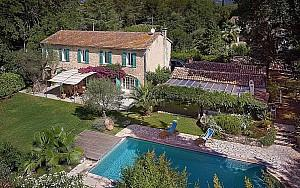 Luxury property for sale near Valbonne